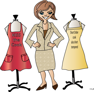 Mary's Aprons